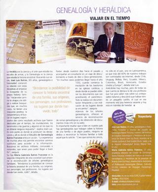 Revista Tigris – Abril 2008